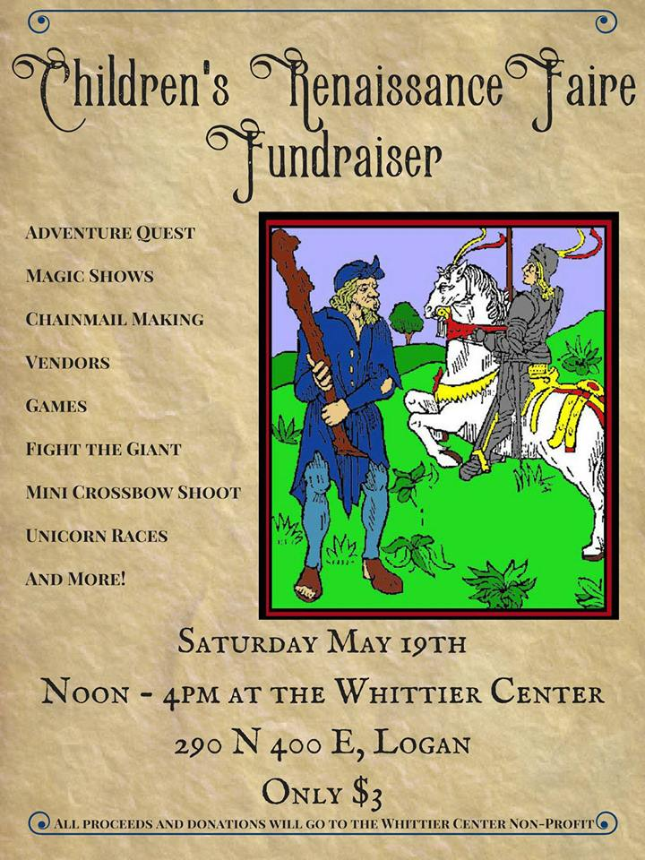 Children's fundraiser